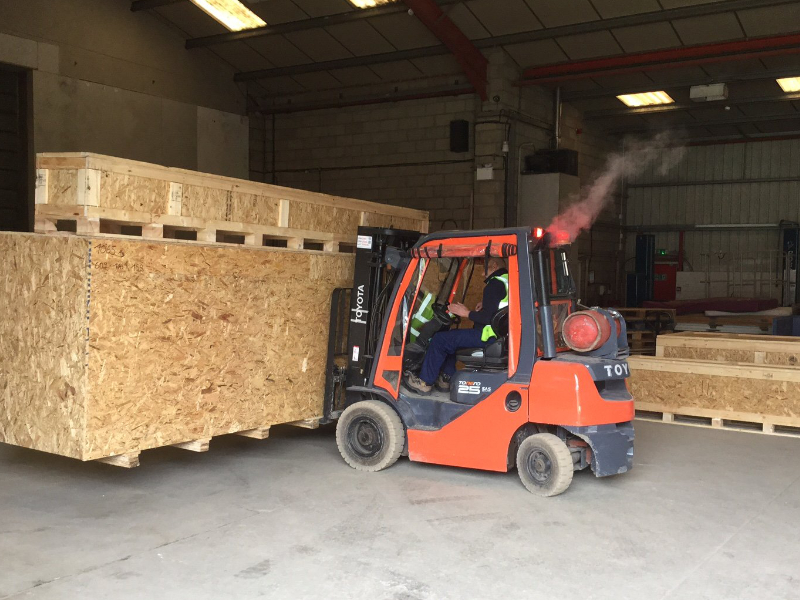 DAW Logistics Ltd